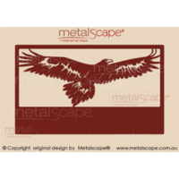 Large Property Sign - Wedge Tail Eagle